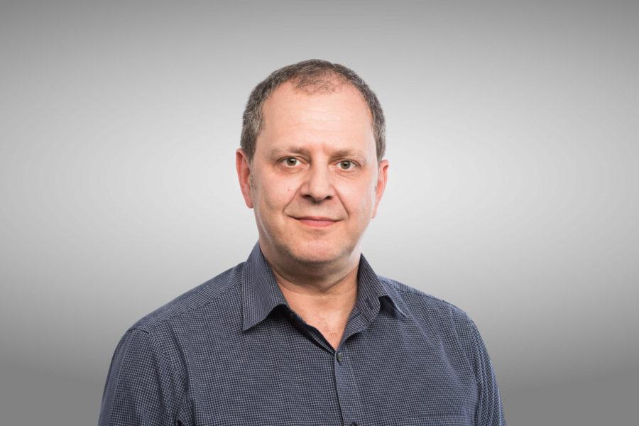 Adrian Smith, Head of Editorial