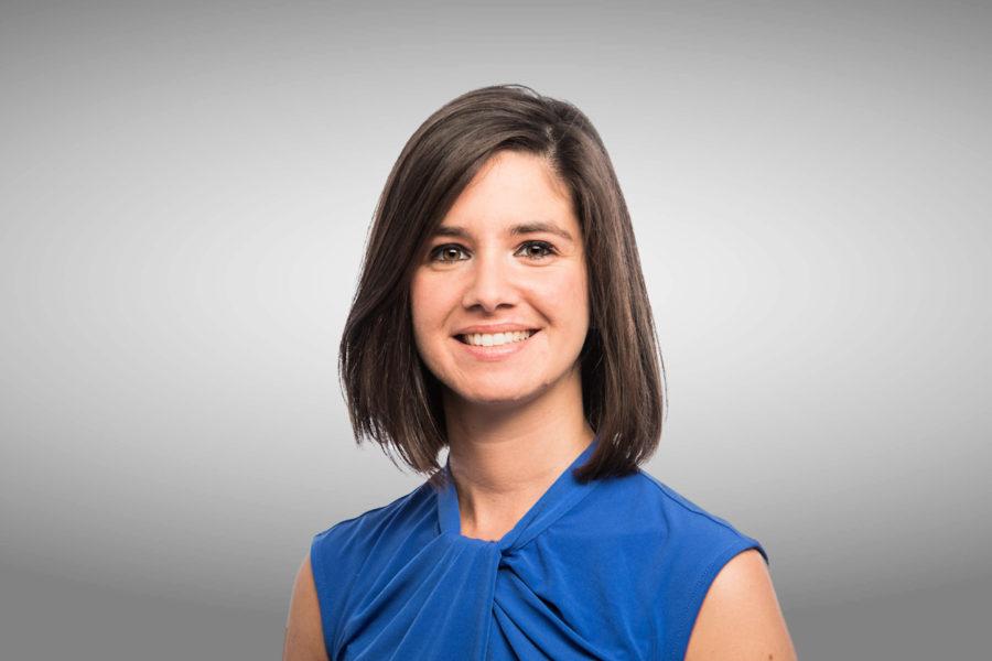Claudia Bucello, Senior Account Manager
