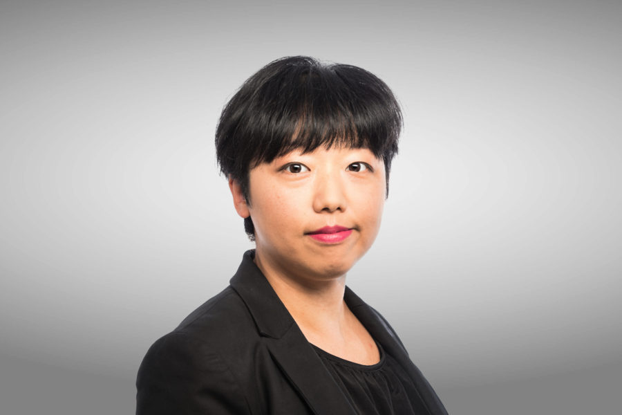 Olga Kim, Digital Content Manager