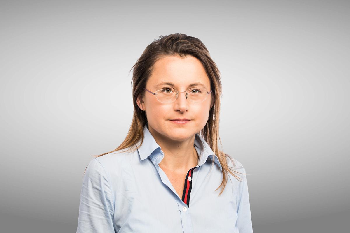 Roberta Scendoni, Financial Controller